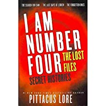 [(I am Number Four Secret Histories )] [Author: Pittacus Lore] [Aug-2013]