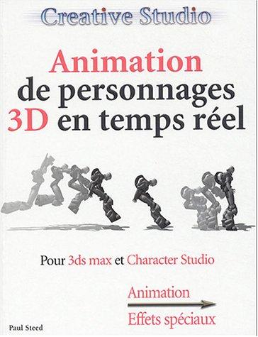 Creative Studio : Animation 3D en temps réel