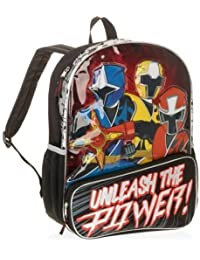 Power Rangers Unleash The Power 16 Backpack Bookbag By Accessory Innovations