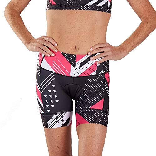 Zoot Damen Triathlonhose W LTD Tri 6 Inch Short - Team 19 S - Damen Tri-shorts