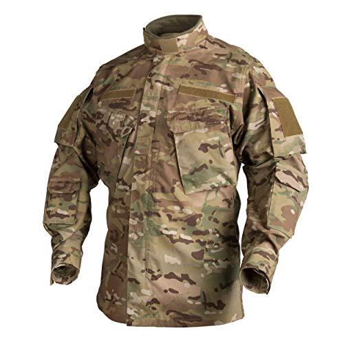 Helikon-Tex CPU Jacke Shirt - Polycotton Ripstop - Camogrom -