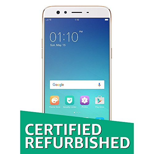 (CERTIFIED REFURBISHED) Oppo F3 Plus (Gold, 64GB)