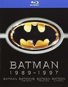 Batman 1-4 [Blu-ray]