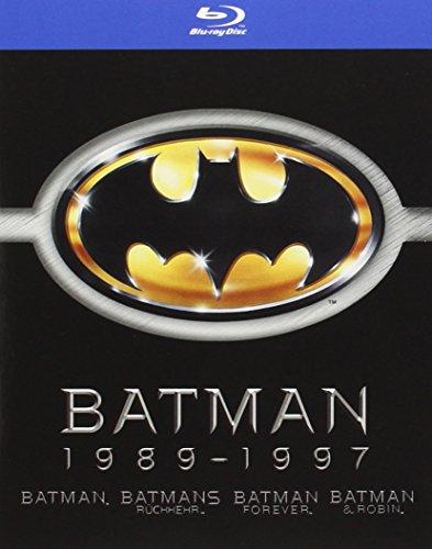 Bild von Batman 1-4 [Blu-ray]