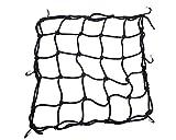 tankerstreet schwere dehnbar Cargo Net, Gepäck Net Organizer für Motorräder Sportives Bike, geländefahrzeugen, Cargo Bay Cars (schwarz)