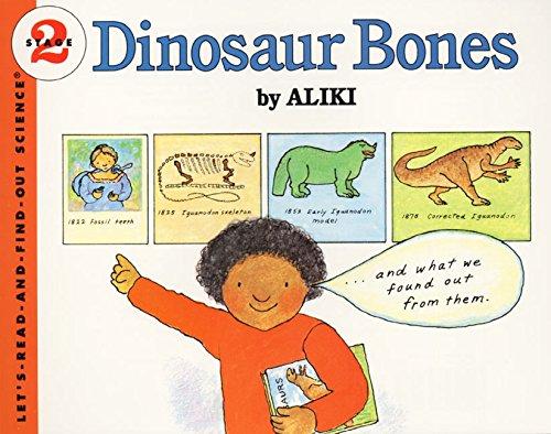 Dinosaur Bones (Let's-read-and-find-out Science Stage 2) por Aliki