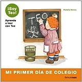 Mi primer día de colegio (¡Soy Teo!)