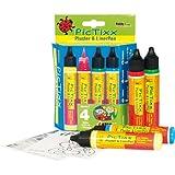 Hobby Line PicTixx-Set Pluster & Liner Pen [Spielzeug]