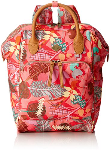 Oilily - Oilily Backpack, Zaino Donna Pink (Pink flamingo)