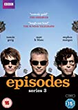 Episodes - Series 3 [DVD] [Import anglais]