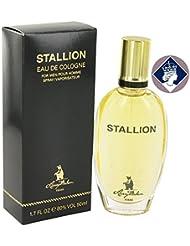 Larry Mahan Stallion for Men Pour Homme 50ml/1.7oz Eau de Cologne Perfume Spray