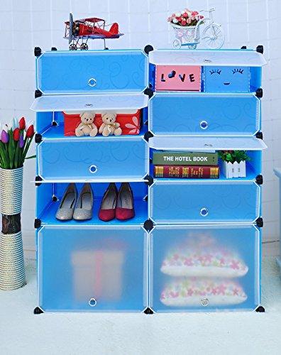 Doppia fila 5 strato magic chip armadi scarpa cassetto finitura storage cabinet Cabinet diy armadi scarpa ,2 miniera 5 strato