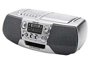 Sony CFD V 31 L Radio Cassettes Lecteur CD