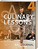SAC Journal 4: Culinary Lessons: The Space of Food