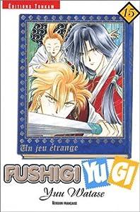 Fushigi Yugi Edition simple Tome 15