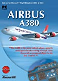 Airbus A380 for Microsoft Flight Simulator 2004 & 2002 (輸入版)