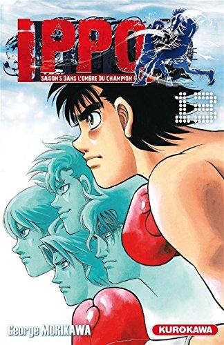 Ippo - saison 5, Dans l'ombre du champion - tome 13 (13) par George MORIKAWA