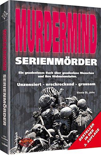 Murdermind - Serienmörder von Vinnie Rauscher (2010) Taschenbuch
