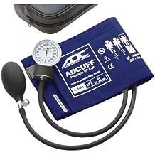 ADC 760-11ARB - Esfigmomanómetro aneroide de bolsillo con puños de presión arterial de nailon