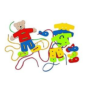 GOKI- Juegos de acción y reflejosJuegos educativosGOKIOsito ensartar, (1)