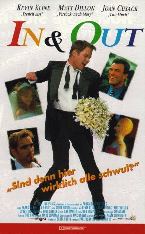 In & Out [VHS]