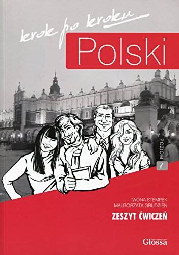 Polski, krok po kroku: Workbook por Iwona Stempek