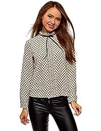 ceb94b972577 Suchergebnis auf Amazon.de für  Stehkragen Bluse - Blusen   Tuniken ...