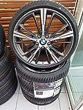 BMW Original M Performance Sternspeiche 660 in 19 Zoll für 1er F20 2er F22 Sommerkomplettradsatz