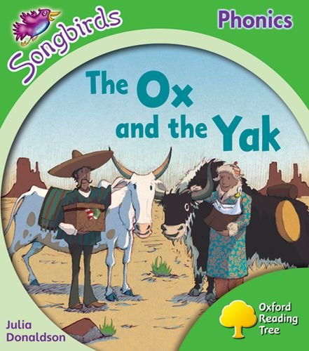 The Ox and the Yak