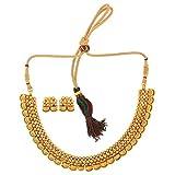 Maayra Set, goldfarben, indischer Stil,