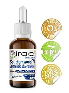 Southernwood Artemisia abrotanum 1:1 Liquid Herb Non Alcoholic 125ml