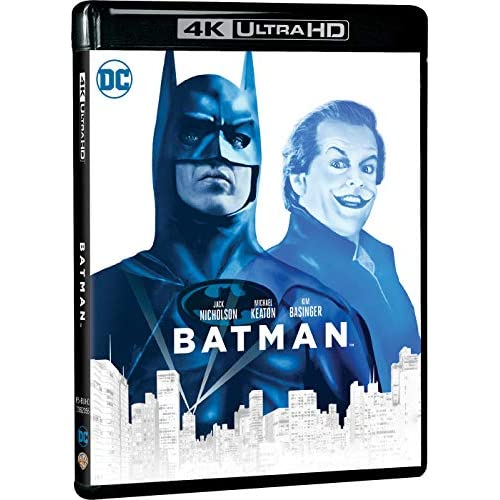 Batman 4k Uhd [Blu-ray] 2