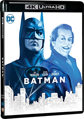 Batman Bluray Uhd 4k [Blu-ray]
