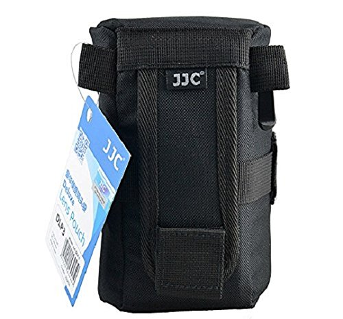 JJC DLP-3 Deluxe Lens Pouch for CANON EF 135mm 1:2L ULTRASONIC / ZOOM EF-S 55-250mm 100-300mm / 75-300mm / 24-70mm NIKKOR 70-300mm / DX AF-S NIKKOR 55-300mm SMC PENTAX-DAL 1:4-5.8 55-300mm ED /SONY SAL75300 Lens  available at amazon for Rs.3033
