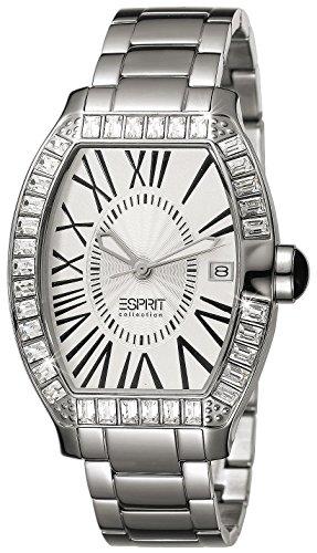 Esprit - EL900372004 - Montre Femme - Quartz Chronographe - Bracelet Acier Inoxydable Argent