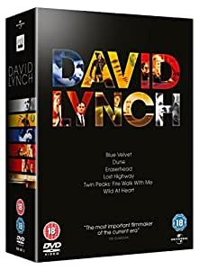 David Lynch Box Set [DVD] [1977]