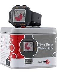 Time Timer Armbanduhr Kinder dunkelgrau / anthrazit