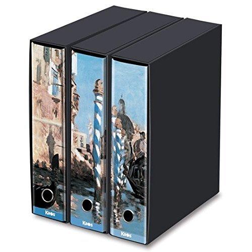 Gut Set 3 Raccogl. D8 Kaos Venezia 87053