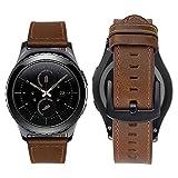 iBazal Bracelet Gear S2 Classic/Galaxy Watch 42mm Bracelets Watch Bandes Cuir 20mm...