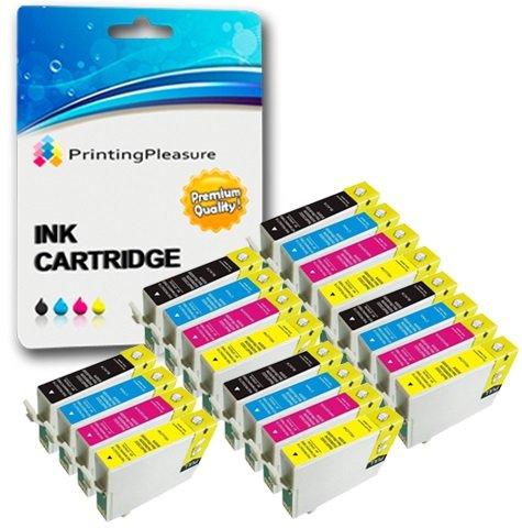 20 Cartuchos Tinta compatibles Epson Stylus Photo
