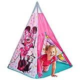 Disney Kinder Spielzelt - Kinderzelt - Spielhaus - Spielzelt mit Motivauswahl (Tipi Minnie)