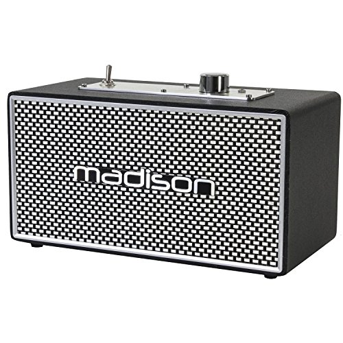 Enceinte Style Vintage Autonome - Bluetooth - 15W - Madison FreeSoud-Vintage15