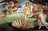 1art1 Sandro Botticelli - Nascita di Venere Stampa d'Arte (70 x 50cm)