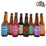 Bière Sainte Cru l'assortiment 8 x 33cl.
