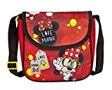 Disney Minnie Mouse Kindergartentasche Kiga Tasche 22 x 21 x 8 (18)