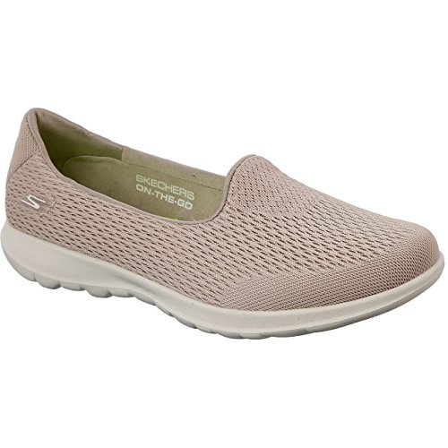 Skechers Women's Go Walk Lite-15410 Loafer Flat