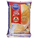 #1: Pillsburry Chakki Fresh Atta - 5kg Bag