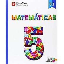 MATEMATICAS 5 (MONOVOLUMEN): MATEMATICAS 5 (Trimestral): 000001 - 9788468214696