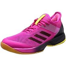 Amazon.es  Tenis Adidas Para Mujer - Rosa 0a562aa5366e0