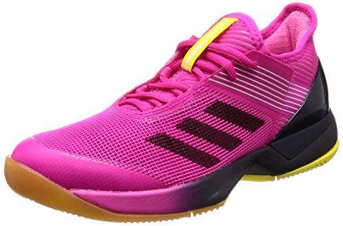 adidas Damen Adizero Ubersonic 3.0 Tennisschuhe Pink (Rosa 000) 44 EU - Rosa Tennisschuhe
